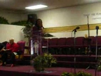 Pastor Karen Johnson