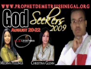 God Seekers Commercial 2009
