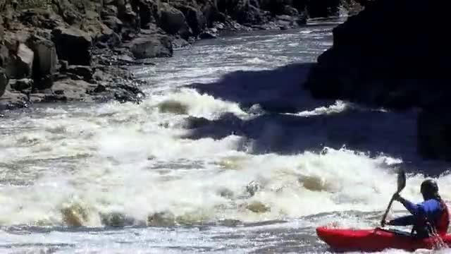 World Record Waterfall Descent - Tyler Bradt