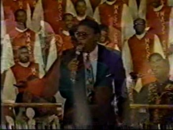"Bishop Paul Morton ""Your Tears"""