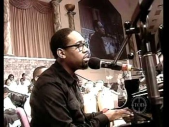 "Bishop Paul Morton & PJ Morton ""Let Go & Let God"""