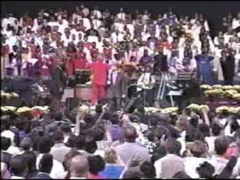 "I Don't Want To Lose Touch - Bishop Paul Morton & Bishop Richard ""Mr. Clean"" White"