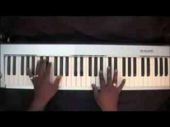 Piano Tutorial - Be Blessed - Bishop Paul Morton