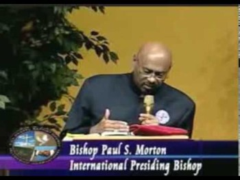 Bishop Paul Morton at Bethel1