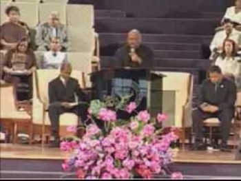 Bishop Paul Morton at Greater2