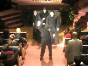 Total Man Mime Ministry - Bow Down