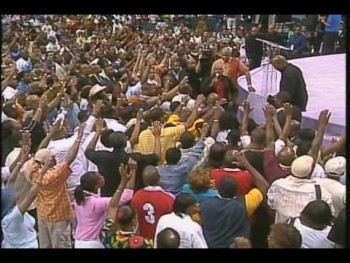 Bishop Paul S. Morton Mega Fest 2005 Let it Rain