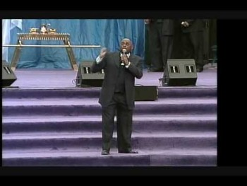 Bishop Paul S. Morton @ The Threshing Floor