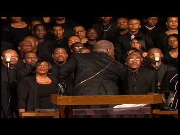 Pastor Marvin L. Winans and Perfecting Praise Choir 20 yr. Reunion and Vicki Winans