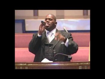 Bishop Bonds (Son of New Salem Baptist Church, Dr Frank Ray, Sr.) Closing