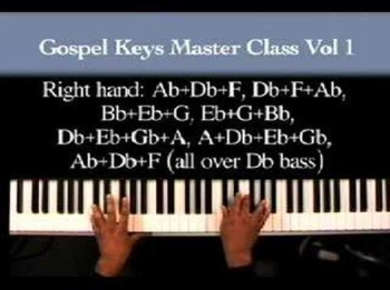 GospelKeys Masters Class: Mike Bereal Worship Tansitions Secrets Revealed!