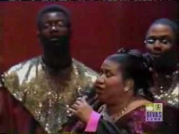 """Aretha FRANKLIN- """"Gospel"""" (2001/Divas Live) (3)"""