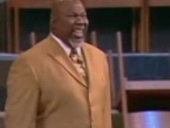 Bishop TD Jakes - The Blood Speaks