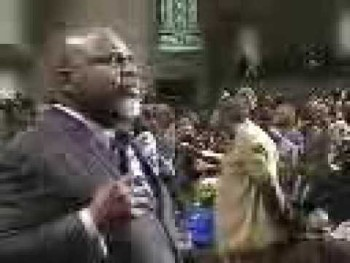 Bishop Td Jakes 2009 one more year part1