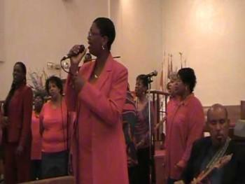Brooks UMC Anointed Gospel Choir (Featuring) Larraine Jones - My Help written by Bam Crawford
