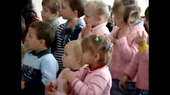 Orphans learn a new song