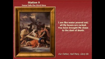 Stations of the Cross; part 2; Darlene Mary Fulton 2010