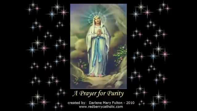 Pray for Purity; Darlene Mary Fulton 2010