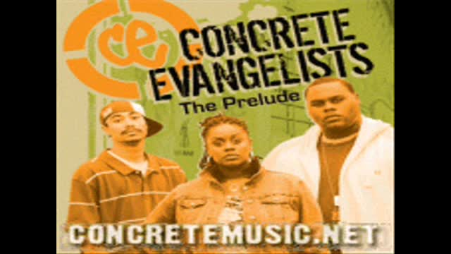 Concrete Evangelists -