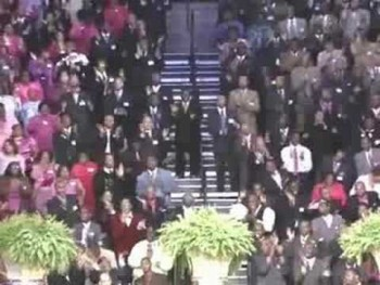 COGIC Centennial - Dorinda Clark-Cole (Part 2 of 2)