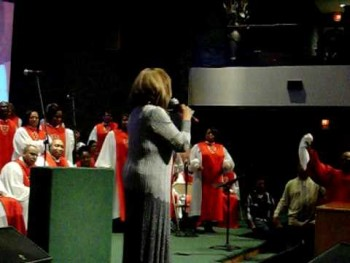 Vanessa Bell Armstrong at St. Stephen Church Pt. 1