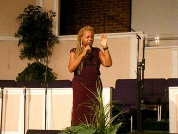 "Vanessa Bell Armstrong ""Peace Oct.08"""