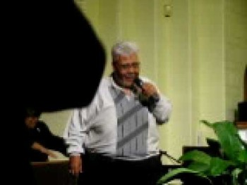 DR. RANCE ALLEN SINGS US A SONG