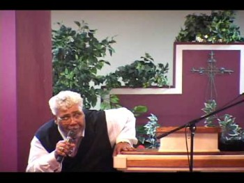 REV. RANCE ALLEN AT THE TEMPLE OF PRAISE, INPLS. IN NOV 17 '09