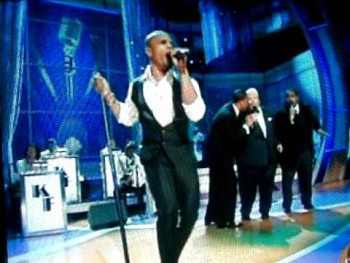 KIRK FRANKLIN- Little Boy featuring Rance Allen