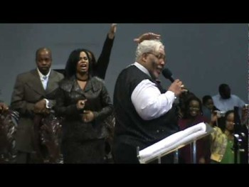 Dr.Rance Allen Preaching...God Got His Hands On You