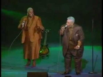Lashun Pace and Rance Allen