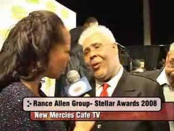 New Mercies Cafe TV - Stellar Awards: Rance Allen