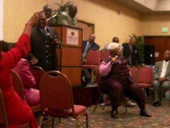 Pastor Bobo Sings with Dr. Rance Allen