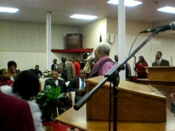 Rance Allen @ Kansas East Holy Convocation (March 2009)