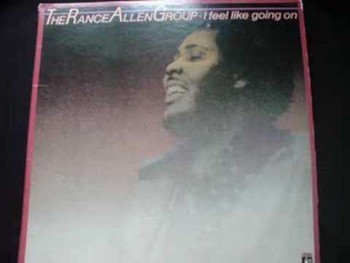 The Rance Allen Group - Where Did I go wrong