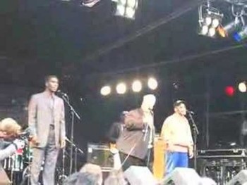 Rance Allen Group at Dublin City Soul Festival 2008