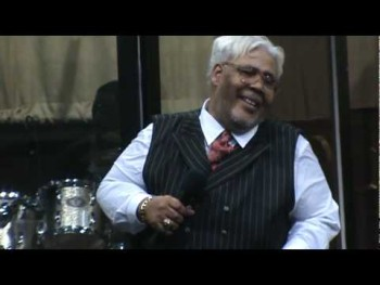 Rance Allen singing...Something about the Name Jesus (Part 1)