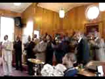Do Your Will by Rance Allen - Brooks Temple United Methodist Male Chorus