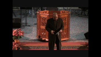 Trinity Church Sermon 1-2-11 Part-6