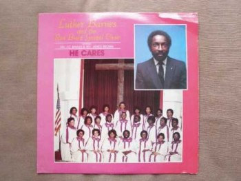 LUTHER BARNES & THE RED BUDD GOSPEL CHOIR ?my god can do anything? mixi : 9-MA