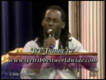 Tye Tribbett Interview Preaching on TBN