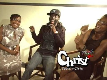 TYE TRIBBETT - With Teens4Christ