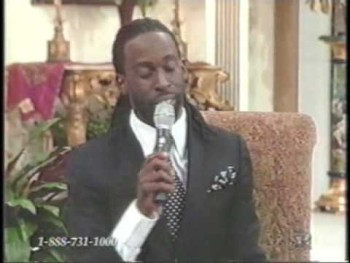 Tye Tribbett on TBN 02/19/08 part 2