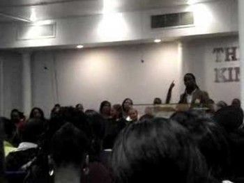 Tye Tribbett At Love Fellowship Tabernacle Pt2