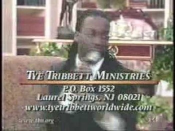 Tye Tribbett on TBN 02/19/08 part 5