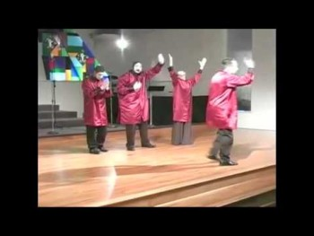 Gospel Mime - Bow Down, Bishop Paul S. Morton