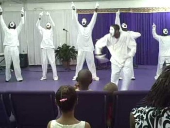 Creations of God Mime Ministry(Praise Him in Advance)