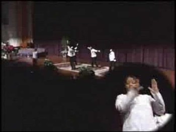 Mime Time Ministries with I Came to Magnify the Lord Signing Gospel Concert 2007