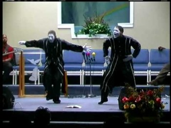 Anointed Praise Mime-I Never Lost My Praise
