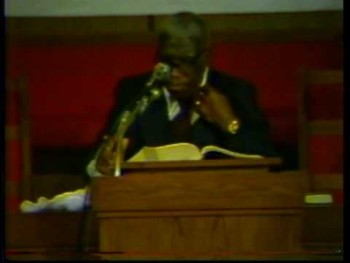 "Dr. CAW Clark ""Being On Fire For God"""